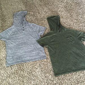 Boys Size 10/12 Arizona Jeans Co. Boys Top Bundle